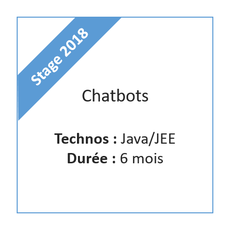 Stage chatbots