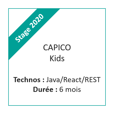 Stage Capico Kids 2020