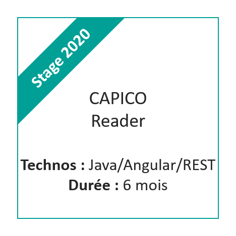 Stage Capico Reader 2020